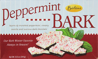 Barton's Peppermint Bark