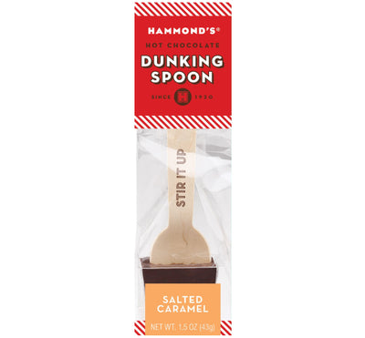 Hammond's Hot Chocolate Dunking Spoon