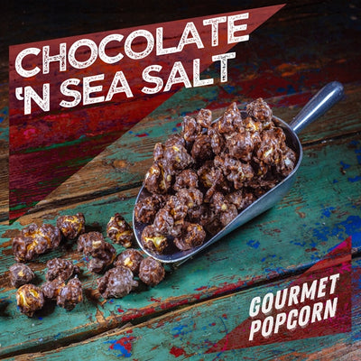 Chocolate 'n Sea Salt
