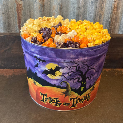 Trick or Treat Tin