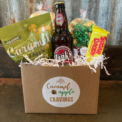 Caramel Apple Cravings Gift Box