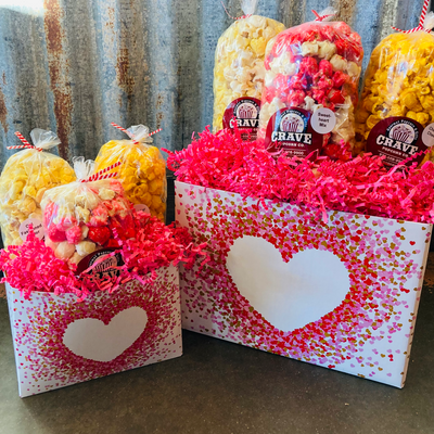 Valentine Heart Gift Box