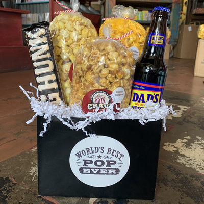 Father's Day Gift Box - World's Greatest Pop