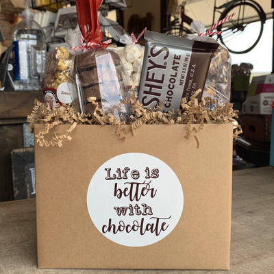 Life is Better with Chocolate Gift Box