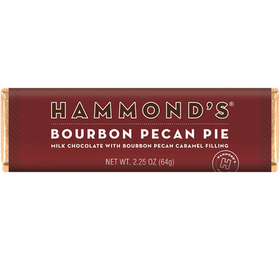 Hammond's Bourbon Pecan Pie Bar