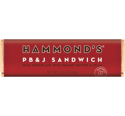 Hammond's PB&J Sandwich Bar
