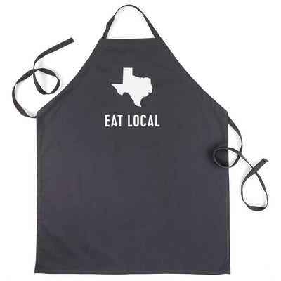 Texas Eat Local Apron