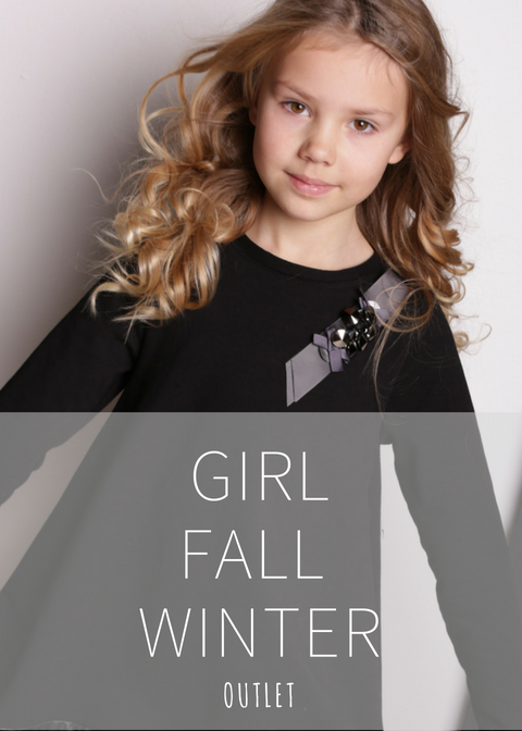 Winter girl clothing outlets