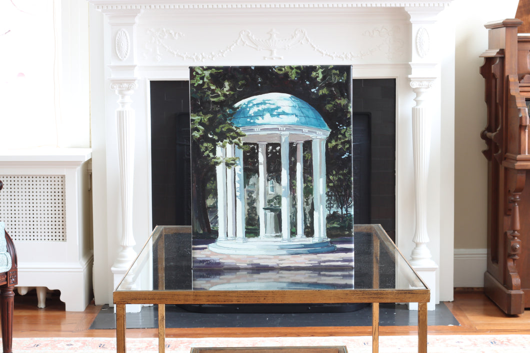 UNC Chapel Hill Painting