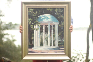 UNC Old Well Picture