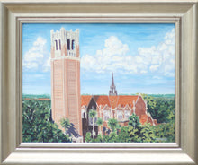 Century Tower Painting