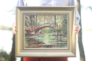 Crim Dell Bridge Print