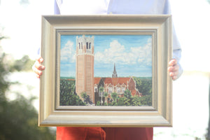 UF Century Tower Painting