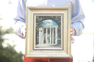 Chapel Hill Well Print