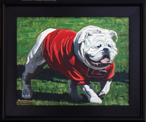 Georgia Bulldog Picture