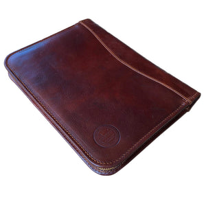 Cenzo Italian Leather Portfolio Organizer Tablet Case 1