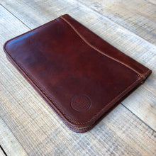 Cenzo Italian Leather Portfolio Organizer Tablet Case 7
