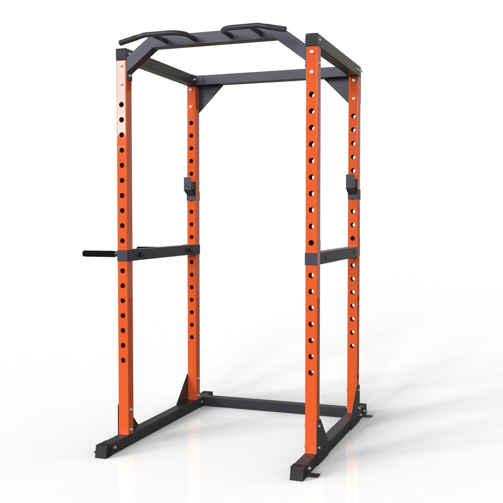VANSWE Home Gym Power Rack Orange(2020)| Vanswe