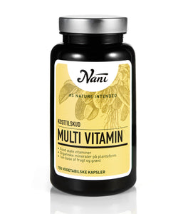 Nani multivitamin 150 stk.