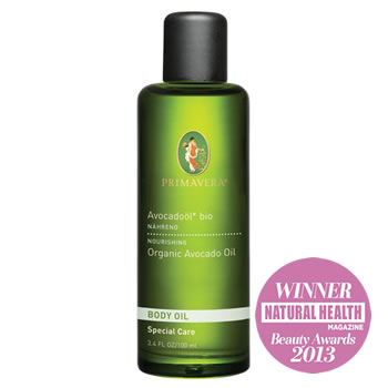 Primavera Avocado kropsolie 100ml
