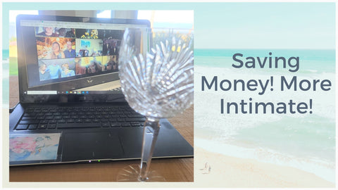 virtual weddings micro weddings save money