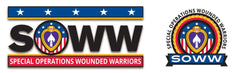 Special Operations Wounded Warriors foundation and rudyblu jewelry
