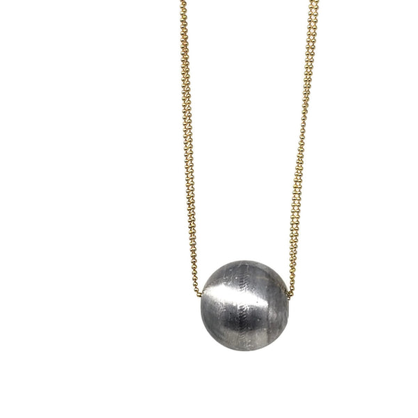 Large Ball Necklace