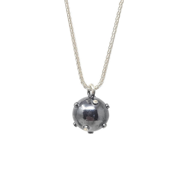True Grit Ball Necklace