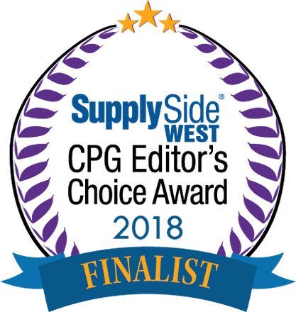 Fusion Naturals Named 2018 CPG Editor's Choice Award Finalist by Informa's SupplySide