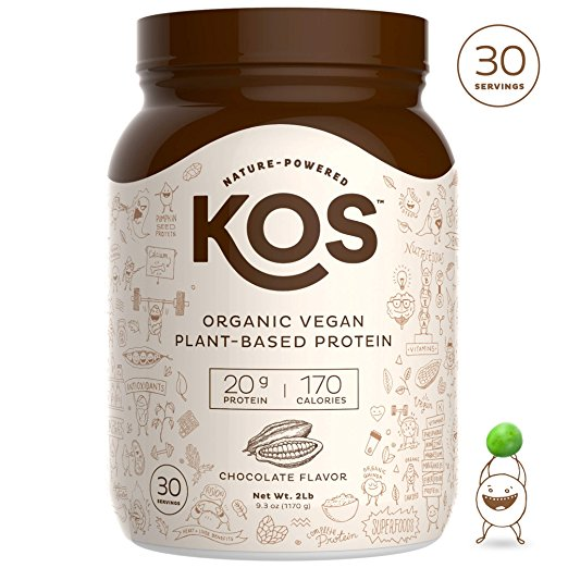 KOS protein totally ripped off Fusion Naturals