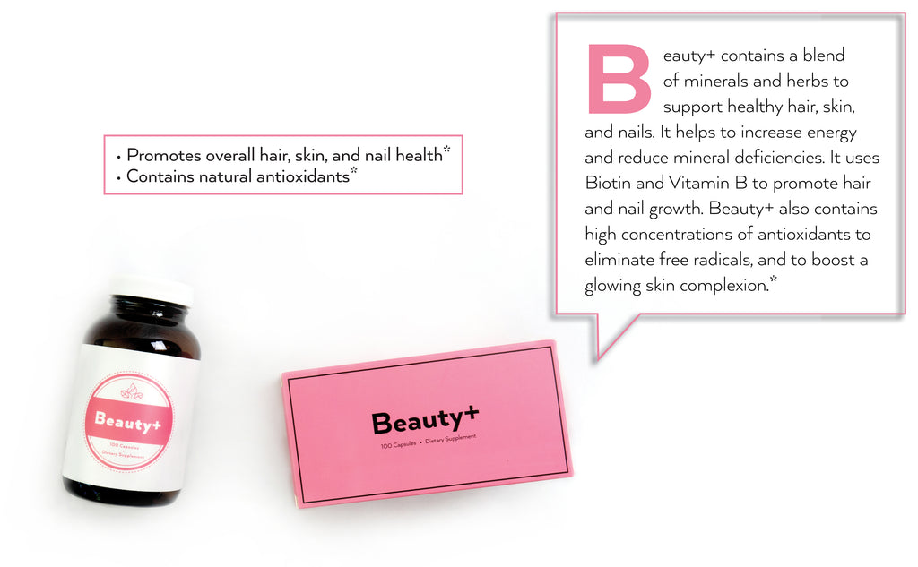 Beauty Supplement Benefits