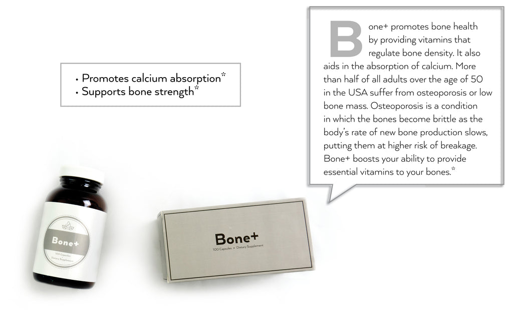Bone Supplement Benefits
