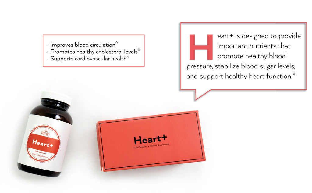 Heart Supplement Benefits