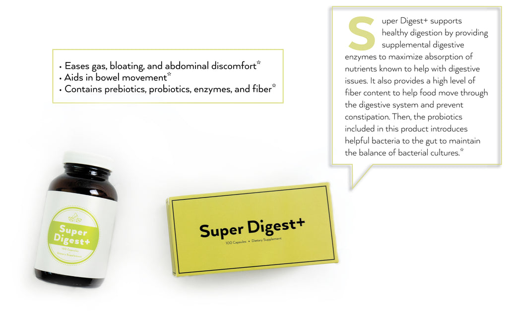 Super Digest Benefits