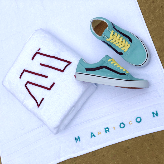 The Towel by maroonNYC®