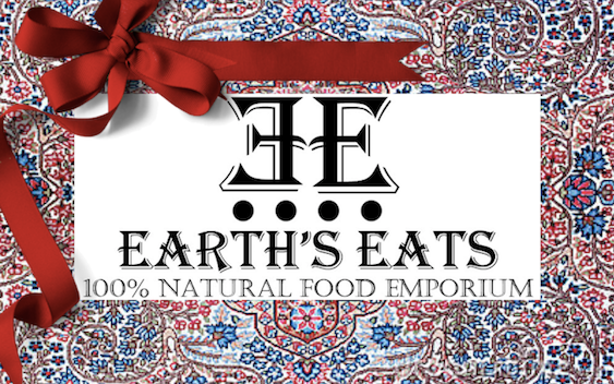 Earth's Eats Creator of Activated Superfood Tea Latte Pastes