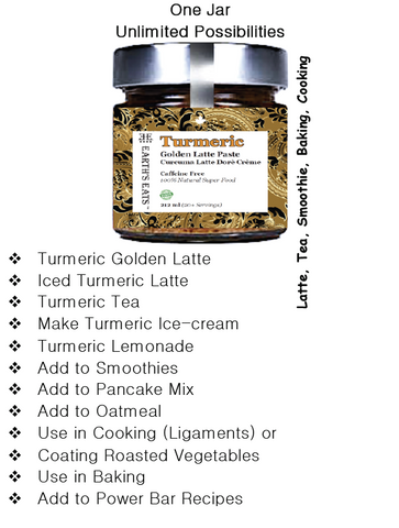 EE Turmeric Paste Usage
