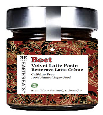 Beetroot Latte Paste & Spread