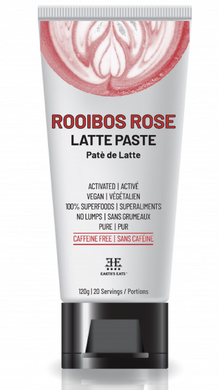 Rooibos Rose Tea Latte Paste Mix