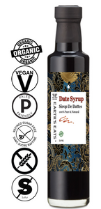 Date Syrup (Organic) - LIMITED glass Jar