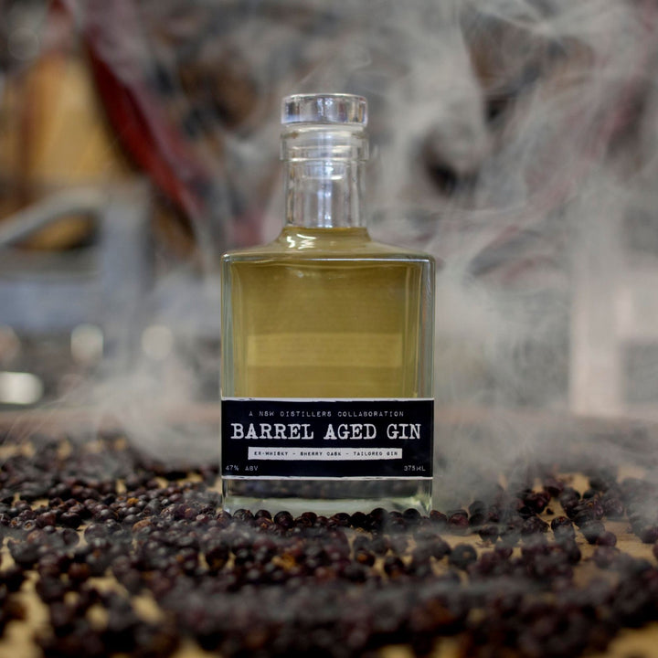 Karu Distillery Barrel Aged Gin Batch Two