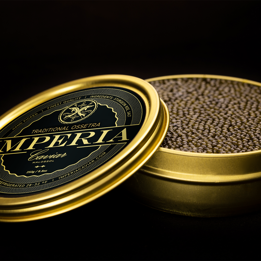 Traditional Ossetra Caviar