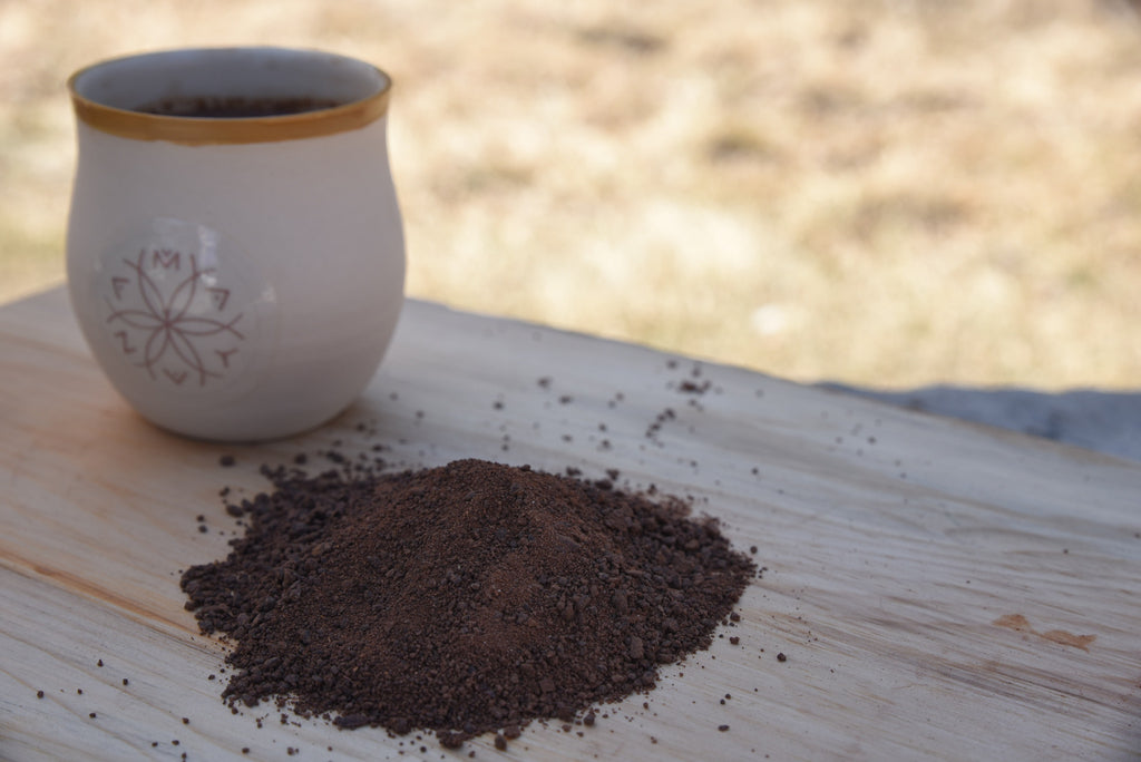 XOCOLATL~ SPICY HOT CACAO -AZTEC RECIPE-