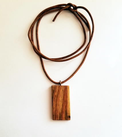 Natural Beauty Pendant -- A