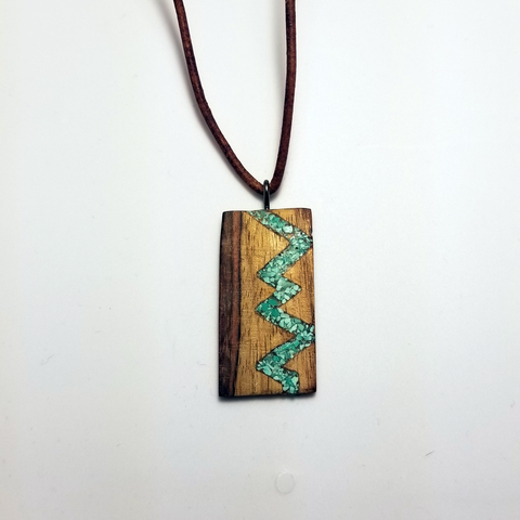 Turquoise Inlay