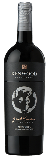 Kenwood Vineyards Jack London Zinfandel 2014
