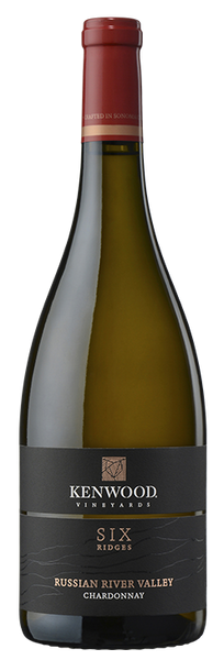 Kenwood Vineyards Six Ridges Chardonnay 2017