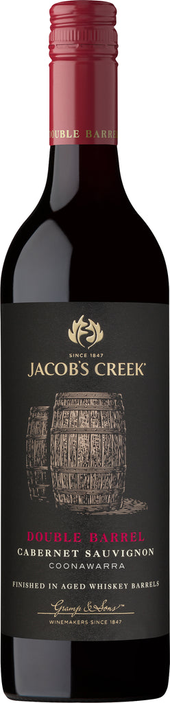 Jacob's Creek Double Barrel Cabernet Sauvignon
