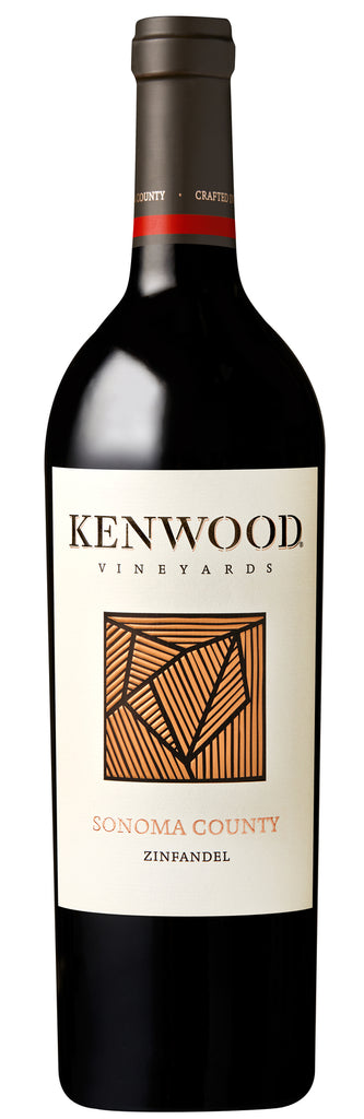 Kenwood Vineyards Sonoma County Zinfandel 2015