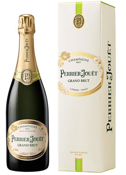 Perrier-Jouët Grand Brut Gift Box